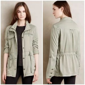Anthropologie Marrakech Decorah Anorak Jacket